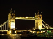 Thames River Dinner Cruise for Two